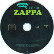 DVD - Frank Zappa - Does Humor Belong In Music?