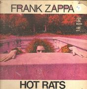 LP - Frank Zappa - Hot Rats - BLUE LABEL
