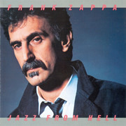 CD - Frank Zappa - Jazz From Hell