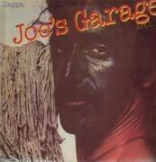 LP - Frank Zappa - Joe's Garage Act I - OG Argentina