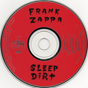 CD - Frank Zappa - Sleep Dirt