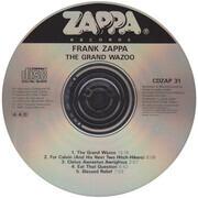 CD - Frank Zappa - The Grand Wazoo