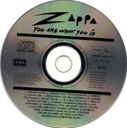 CD - Frank Zappa - You Are What You Is