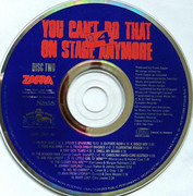 Double CD - Frank Zappa - You Can't Do That On Stage Anymore Vol. 4