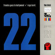 12inch Vinyl Single - Frankie Goes To Hollywood - Rage Hard: The Total