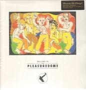 Double LP - Frankie Goes To Hollywood - Welcome To The Pleasuredome - 180 G / REMASTERED