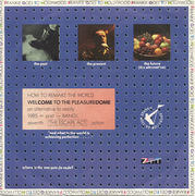 7inch Vinyl Single - Frankie Goes To Hollywood - Welcome To The Pleasuredome/Get It On/Happy Hi