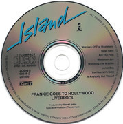 CD - Frankie Goes To Hollywood - Liverpool