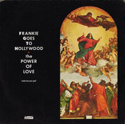 7inch Vinyl Single - Frankie Goes To Hollywood - The Power Of Love