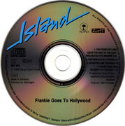 CD Single - Frankie Goes To Hollywood - The Power Of Love