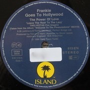 12inch Vinyl Single - Frankie Goes To Hollywood - The Power Of Love