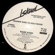 12inch Vinyl Single - Frankie Goes To Hollywood - Rage Hard