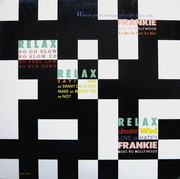 12inch Vinyl Single - Frankie Goes To Hollywood - Relax - Black/Blue Label