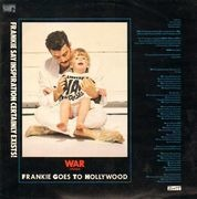 12inch Vinyl Single - Frankie Goes To Hollywood - War (Hidden)