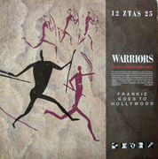 12inch Vinyl Single - Frankie Goes To Hollywood - Warriors (Twelve Wild Disciples Mix)