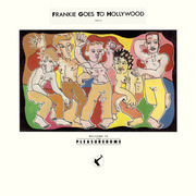 Double LP - Frankie Goes To Hollywood - Welcome To The Pleasuredome