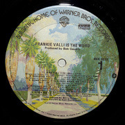 LP - Frankie Valli - ...Is The Word
