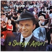 LP - Frank Sinatra - A Swingin' Affair