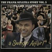 LP - Frank Sinatra - A Swingin' Affair!