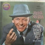 LP - Frank Sinatra - Come Dance With Me!