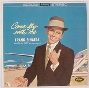 LP - Frank Sinatra, Billy May and his Orchestra - Come Fly With Me