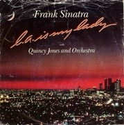 7inch Vinyl Single - Frank Sinatra - L.A. Is My Lady