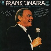 LP - Frank Sinatra - One For My Baby