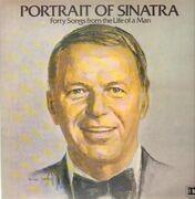 Double LP - Frank Sinatra - Portrait Of Sinatra