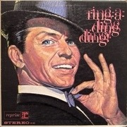 LP - Frank Sinatra - Ring-A-Ding Ding!