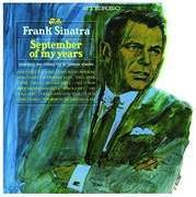 LP - Frank Sinatra - September Of My Years - HQ-Vinyl
