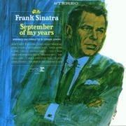 CD - Frank Sinatra - September Of My Years