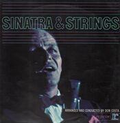 LP - Frank Sinatra - Sinatra & Strings