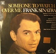 LP - Frank Sinatra - Someone To Watch Over Me