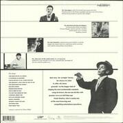 LP - Frank Sinatra - Songs for Swingin' Lovers - LP