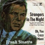 7inch Vinyl Single - Frank Sinatra - Strangers In The Night