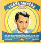 12inch Vinyl Single - Frank Sinatra - Swings
