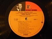 LP - Frank Sinatra - The Main Event (Live)