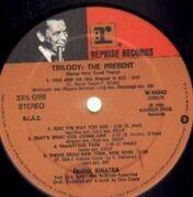 LP-Box - Frank Sinatra - Trilogy: Past, Present & Future