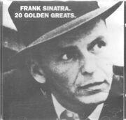 CD - Frank Sinatra  - Twenty Golden Greats