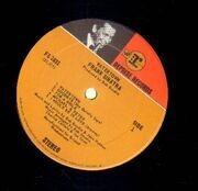 LP - Frank Sinatra - Watertown - Embossed, Poster