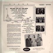 LP - Frank Sinatra, Bing Crosby, Louis Armstrong,.. - High Society