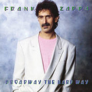 CD - Frank Zappa - Broadway The Hard Way
