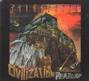 Double CD - Frank Zappa - Civilization Phaze III - Digipack