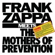 CD - Frank Zappa - Frank Zappa Meets The Mothers Of Prevention