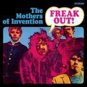 Double LP - The Mothers Of Invention - Freak Out! - HQ
