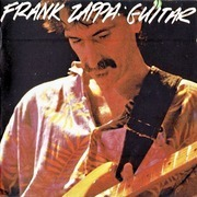 Double LP - Frank Zappa - Guitar - UK