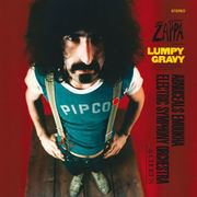 CD - Frank Zappa - Lumpy Gravy