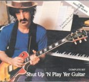Double CD - Frank Zappa - Shut Up 'n Play Yer Guitar