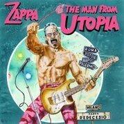 CD - Frank Zappa - The Man From Utopia