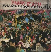Double LP - Frank Zappa - Tinsel Town Rebellion